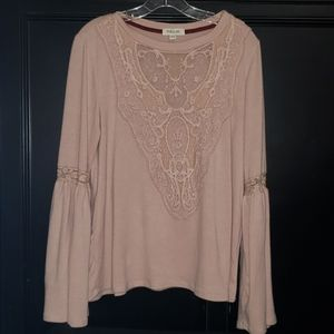 Taylor&Sage bohemian sweater